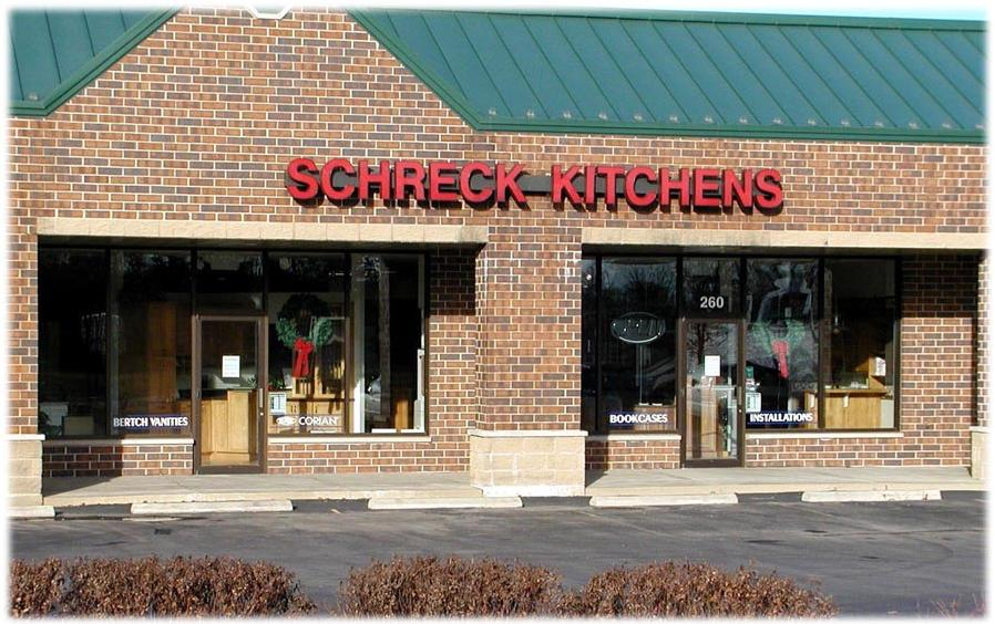 Genial Schreck Kitchens Is Located At 260 Sundown Road In South Elgin, Just One  Block West Of Route 31.